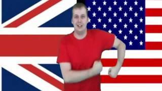 English to American