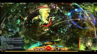 Gw2 HoT Hearts of Minds Mordremoth fight