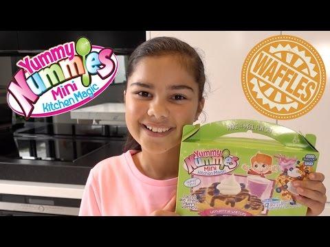 Yummy Nummies Wonderful Waffles Maker | Grace's Room