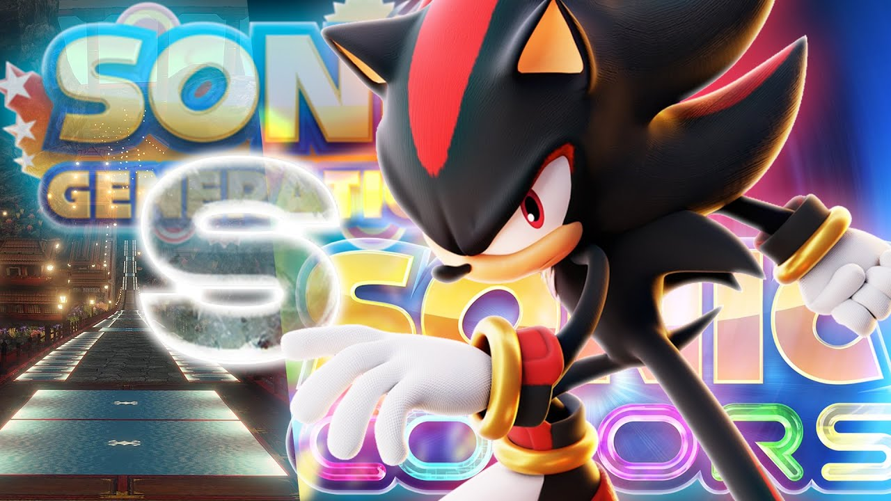 Episode Shadow in Sonic Colors!? | Sonic Generations Mods
