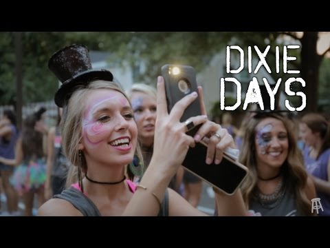 University of North Carolina - Dixie Days