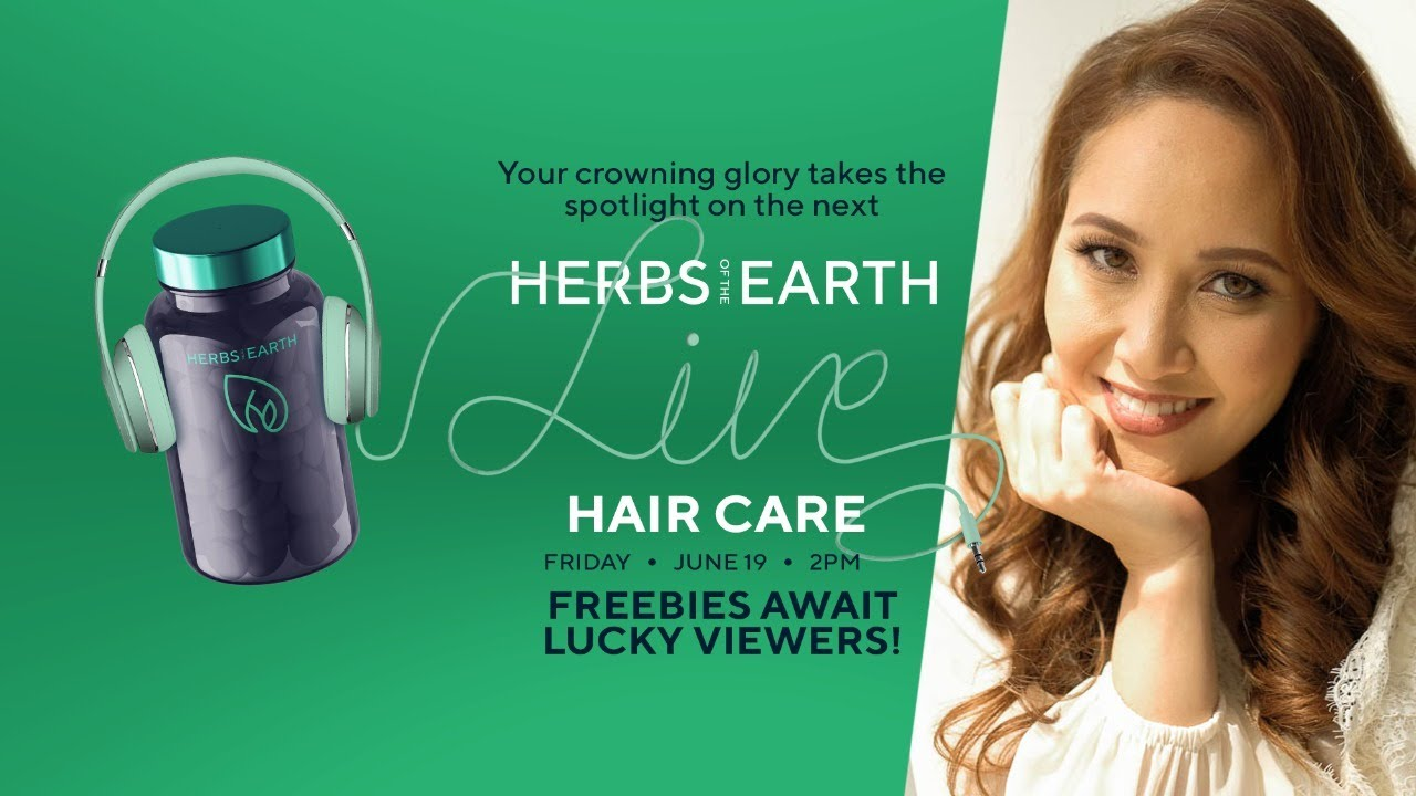 Hair Care and Nutrition Hacks from Herbs of the Earth