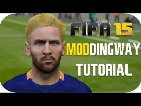 FIFA 15 MODDING WAY INSTALLATION IN 5 STEPS - YouTube