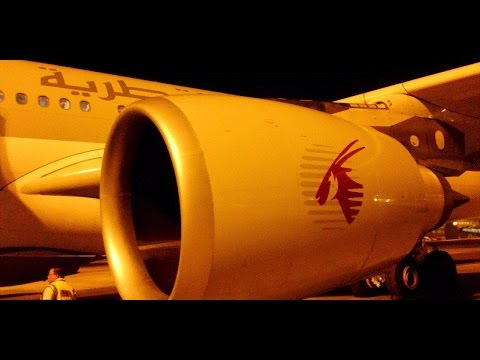 ✈ Qatar Airways | A330-300 | Riyadh to Doha