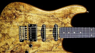 Seductive Blues Groove Guitar Backing Track Jam in D Minor