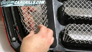 Download customcargrills.com - How To Make a Wire Mesh Grill For Ford F-150 Mp3 and Videos
