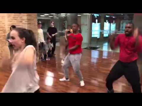 Millennium Dance Complex Chicago Hip Hop Class