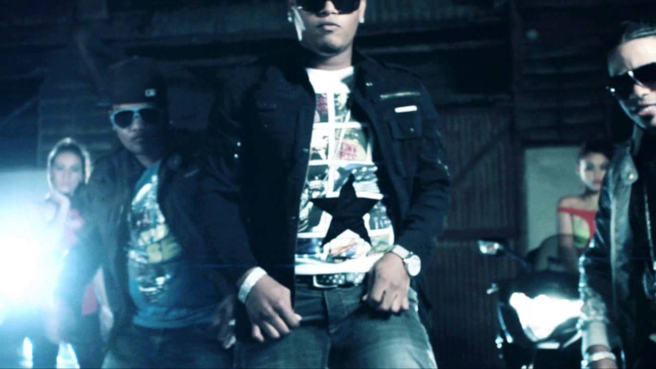 "Dyangel ft Los BK-Clan-Fuego ""remix"" 2011"