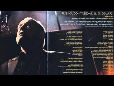 Joe Cocker - You Don't Need A Million Dollars [lyrics]