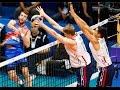 USA vs Serbia Volleyball Highlights - FIVB 2015 World League Men's Semifinals