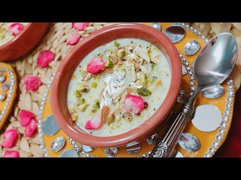 kheer-/-riz-au-lait-indien-/-rice-pudding