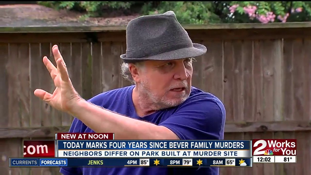 Reflection Park four years after gruesome murders of Bever family