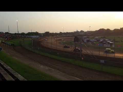 Angell Park Speedway Legends Heat 2 8/12/18