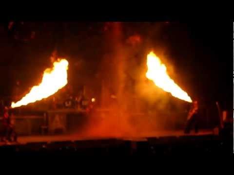 Rammstein  Feuer Frei! Madison Square Garden 20101211