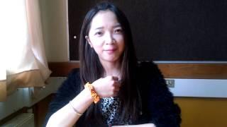 Yue Yuang profesora de Chino Mandarin Liceo Rodulfo Amando Philippi Paillaco