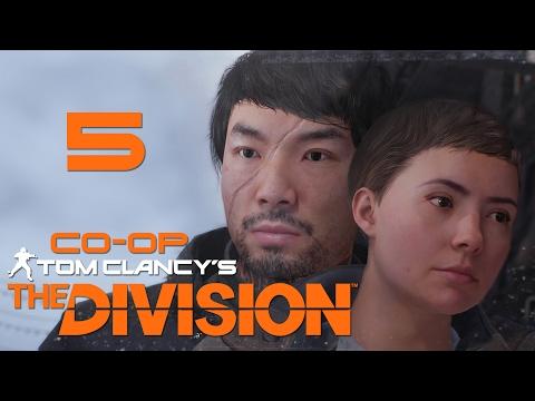 Tom Clancy's The Division - Кооператив - Прохождение игры на русском [#5]