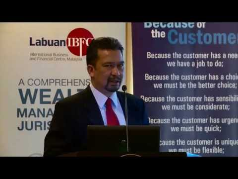 An Introduction to the Labuan International Business and Financial Centre, Jaffree Ismail