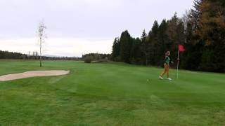 Golf Exercise: Worstball Chipping