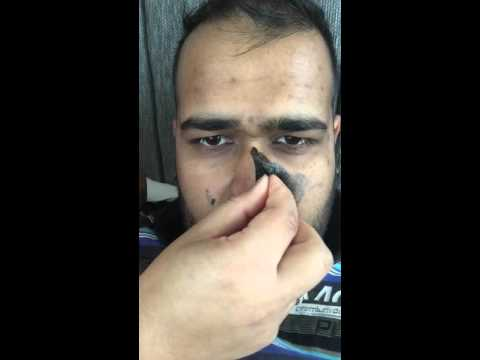 how to make nose strips without gelatin