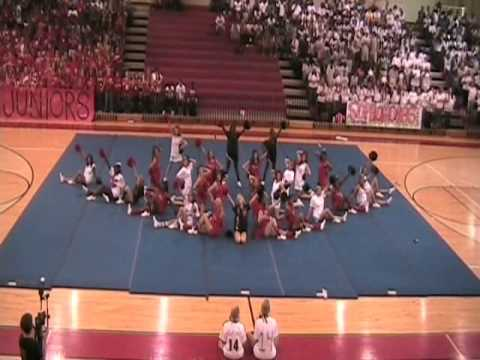 Clinton High School Pep Rally August 2011