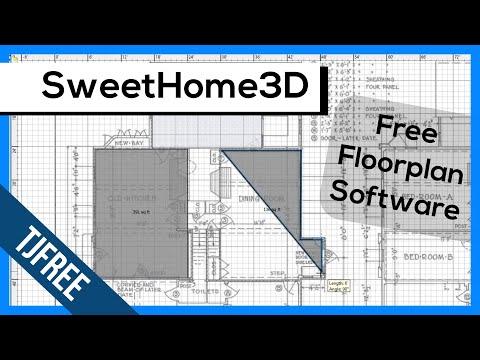 SweetHome3D | Free Floorplan Drawing Software