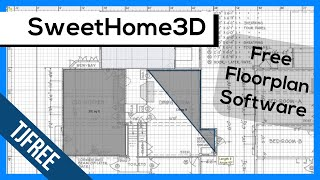 Sweethome3d | Free Floorplan Drawing Software