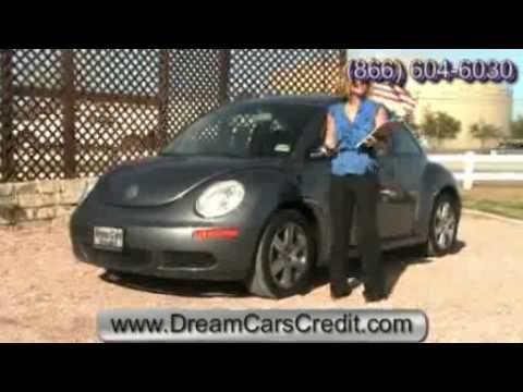 Used 2006 Volkswagen Beetle Austin, TX - Dream Cars Credit