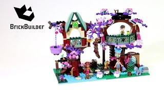 Lego Disney Elves 41075 The Elves' Treetop Hideaway - Lego Speed Build