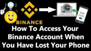 How To Login t๐ Binance Without Google Authenticator SOLVED