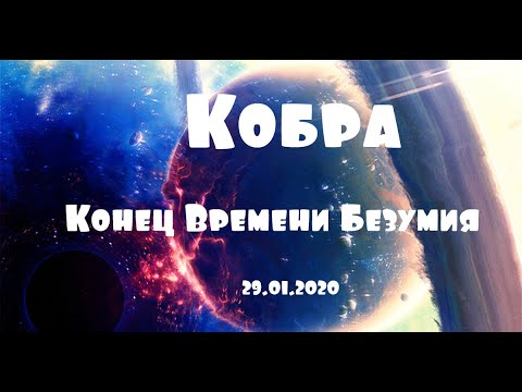 Кобра/Конец Времени Безумия