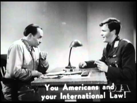 Interrogation of Enemy Airmen - USAAF 1943