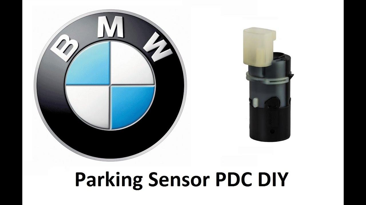 bmw e46 3 series pdc parking sensor diy youtube. Black Bedroom Furniture Sets. Home Design Ideas