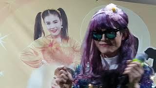 ♥버드리♥ 4월12일 춘자와함께 소주 한잔해~ㅋㅋ 밤공연 중반 제천청풍호벚꽃축제