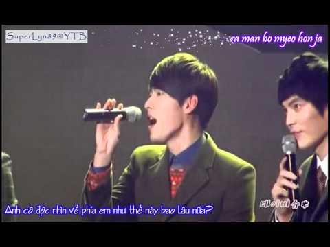 [Vietsub+Kara] HyunBin - That Man (live) in Secret Garden OST concert