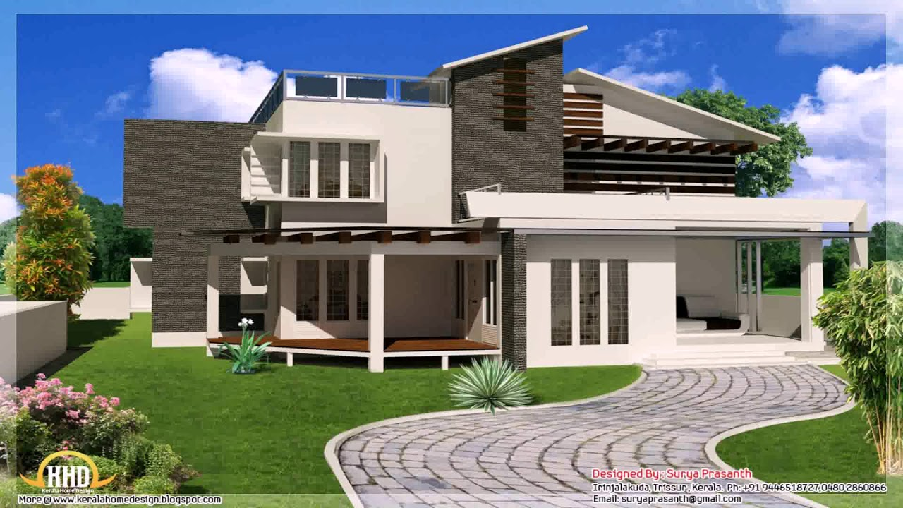 Architectural Design Of Houses In Chandigarh Modern Design
