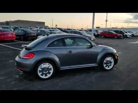 2019 VW Beetle 2.0T SEL Final Edition ****DISCONTINUED AFTER 2019 MODEL YEAR****