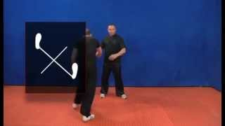Back to Basics 2   Attacking the Balance / Stance from Five Thunder Dim Mak