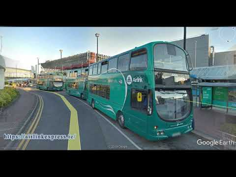 How to travel from Dublin airport to Dublin City Centre (Ireland)