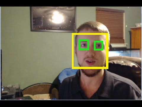 Haar Cascade Object Detection Face & Eye - OpenCV with Python for Image and Video Analysis 16