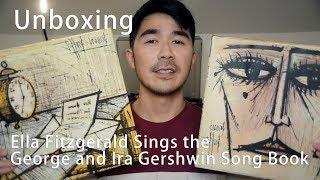 [開箱] Ella Fitzgerald Sings The George And Ira Gershwin Song Book [5 × Vinyl LP Box Set]
