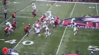 Northern Illinois Football Footage 9-24-11... NIU 47 VS 30 CAL POLY