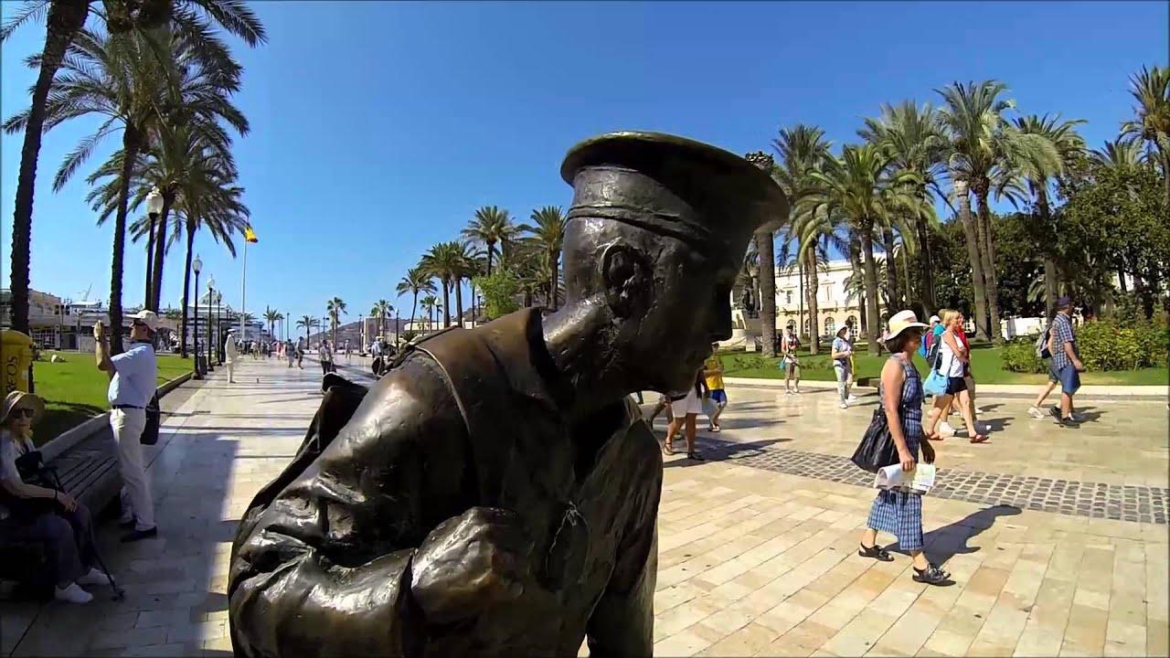 Картахена (Cartagena), Испания - достопримечательности, путеводитель, что посмотреть рядом с Мурсией и Торревьехой, экскурсии по Коста Бланка, поездки, фото