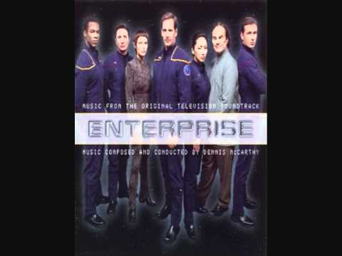 Archer's Theme - Enterprise Soundtrack - Dennis McCarthy