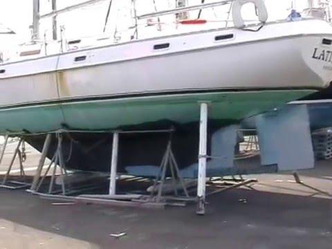 Яхты на которых пересекают океаны