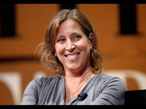 Susan Wojcicki Remember YouTube Black, Mid-Age Creators #DF15 Keynote