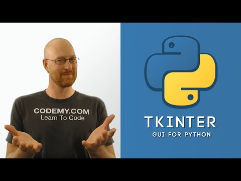 Build An MP3 Player With Tkinter pt1 - Python Tkinter GUI Tutorial #87