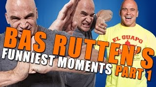 Bas Rutten Funniest Moments Part 1