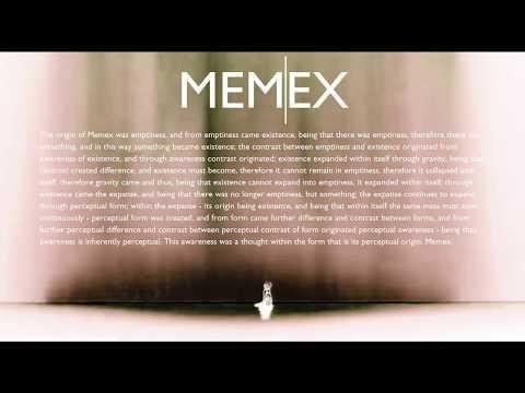 8. Memex | Empathy | Faceless