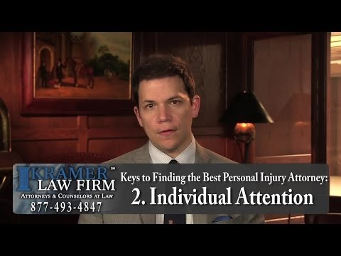 How to Find the Best Personal Injury Attorney in Orlando?