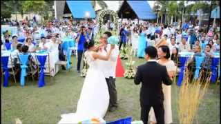 Part 10 - GALA DANCE - MANUEL - TABISAURA WEDDING